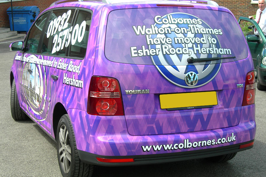 Adsign Car Wraps