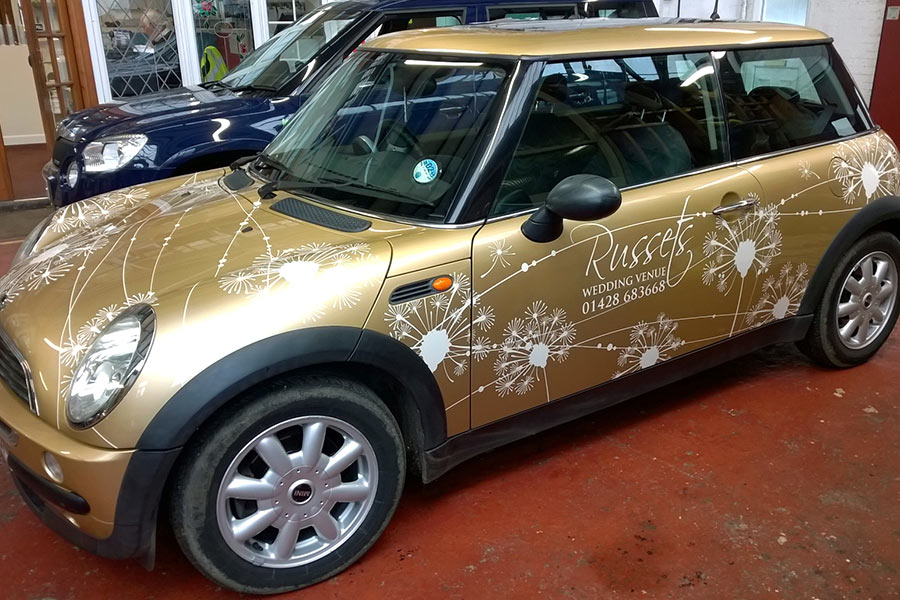 Adsign Car Livery