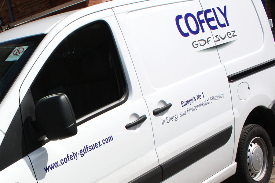 Adsign Fleet Livery