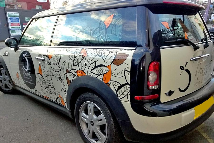 Adsign Car Livery