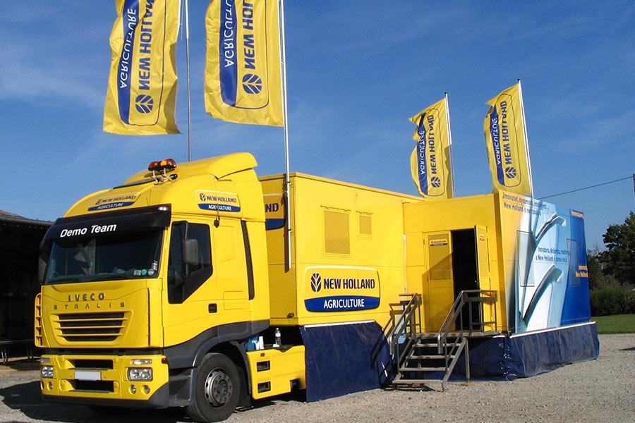 Truck, Bus & Trailer Wraps – Adsign Vehicle Graphics & Wraps
